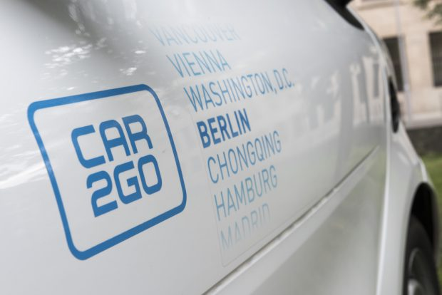 car2go offers flexible carsharing at 26 locations on three continents.