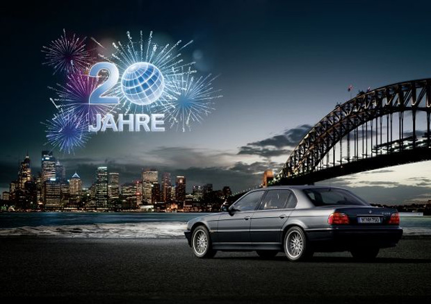 20 Jahre BMW ConnectedDrive