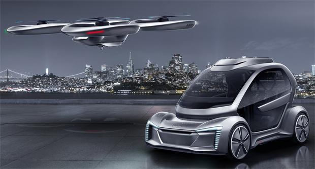 "Projekts ""Urban Air Mobility"" - Mobilität der dritten Dimension"