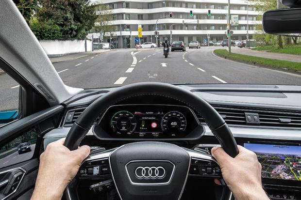 """Audi führt """"Time-to-Green"""" in Ingolstadt ein"""