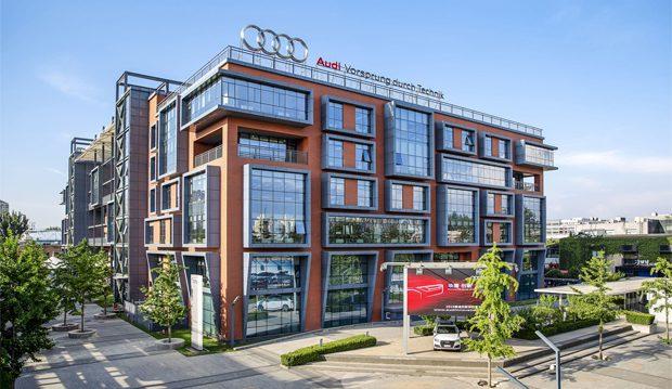 Strategische Kooperation zwischen Audi und Huawei