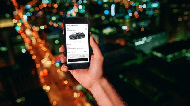 Audi expandiert mit seinem Mobilitätsnetzwerk