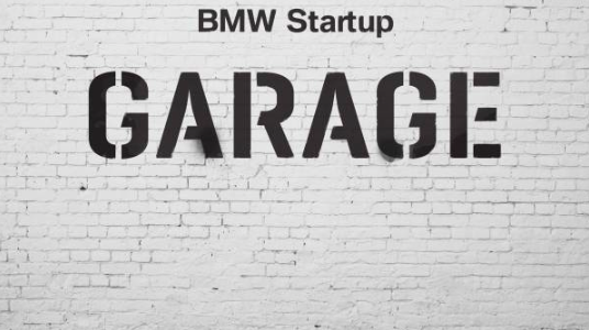 BMW-Startup-Garage