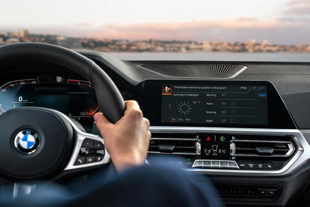 CES 2019: BMW integriert Alibabas Tmall Genie vollständig in seine Fahrzeuge