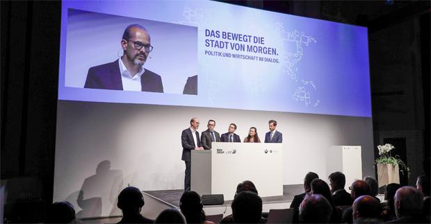 """Finale des """"BMW Group Dialoge 2018"""""""