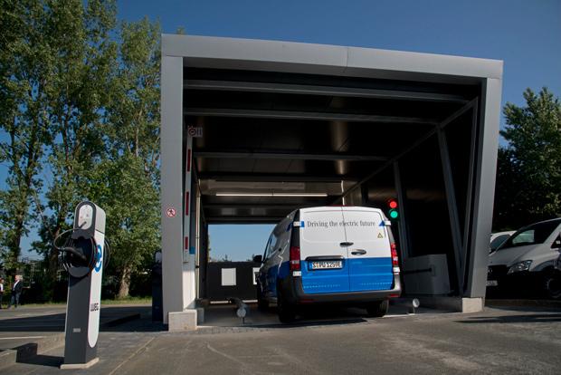 Ganzheitliche Mobilitätslösungen im BaseCamp Bochum