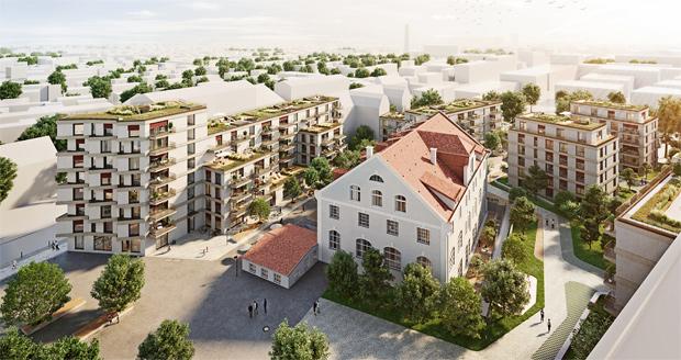 Bauwerk und movelo setzen auf multimodales Mobilitätskonzept im Wohnquartier