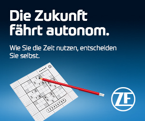 ZF Autonomes Fahren