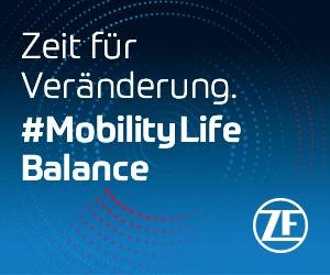 ZF #MobilityLifeBalance