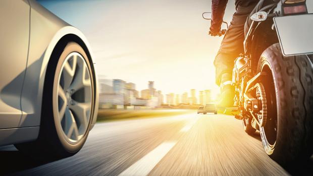 Bosch entwickelt radar-basierte Assistenzsysteme für Motorräder