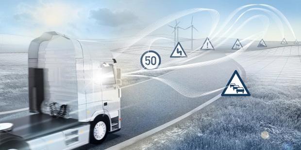 Bosch auf der IAA: Automatisierung, Vernetzung und Elektrifizierung