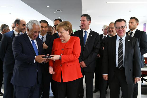 Bosch eröffnet neues Technologiezentrum in Braga