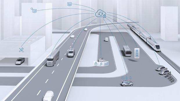 Bosch präsentiert Mobility Solutions auf der Auto China 2018