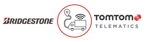 Bridgestone Europa an Erwerb von TomTom Telematics interessiert