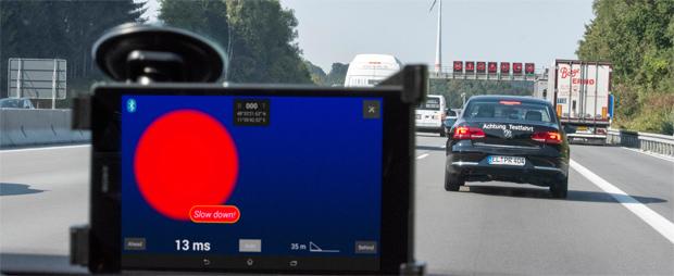 Testfeld Autobahn A9: Technologie-Tests für vernetztes Fahren abgeschlossen