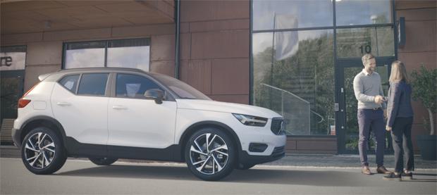 Volvo startet mit Care by Volvo