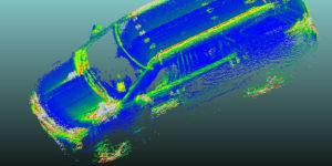 Cepton stellt LiDAR-Sensor SORA-P60 vor