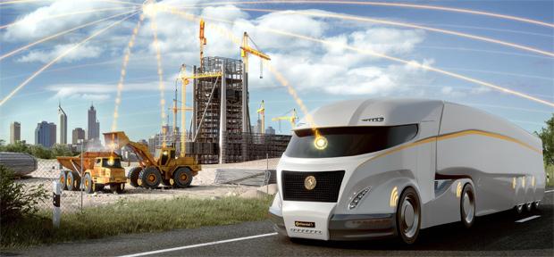 IAA Nutzfahrzeuge: Continental erweitert ContiConnect