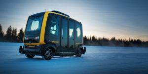 Continental macht Robo-Taxi-Technologie serienreif