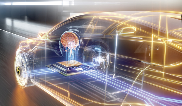 Continental entwickelt virtuelle Fahrschule für KI
