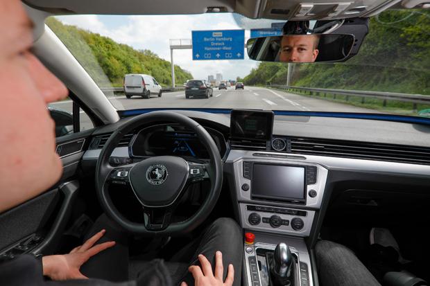 Studie: Continental-Mobilitätsstudie 2018