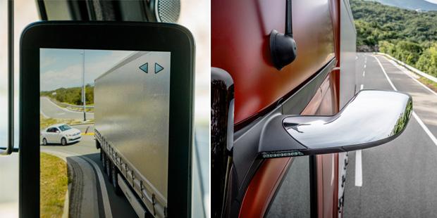 Flaggschiff Actros von Mercedes-Benz wird teilautonom