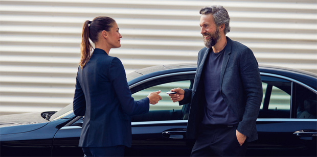 Daimler Insurance Services bietet mit CoverOn Kurzzeitversicherungslösung an