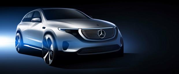 Intelligente (Assistenz)Systeme im neuen Mercedes-Benz EQC