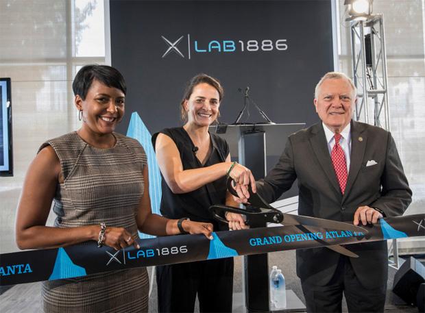 Daimler eröffnet in Atlanta neuen Standort für das Lab1886
