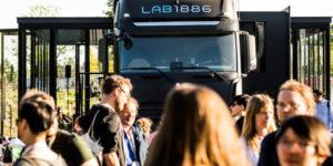 Daimlers Lab1886 auf der re:publica