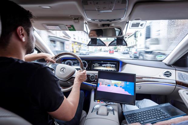 Daimler präsentiert PEGASUS Teilprojekt 3