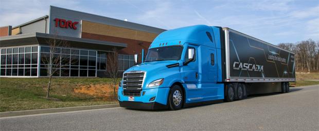 Strategische Partnerschaft zwischen Daimler Trucks und Torc Robotics