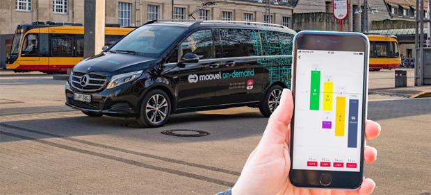 Daimlers Mobilitätsdienste weiter auf Wachstumskurs
