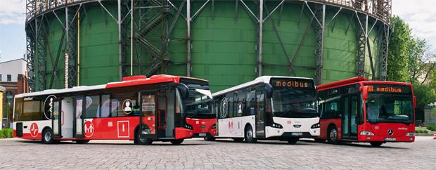 Medibus der Deutschen Bahn stärkt die Grundversorgung