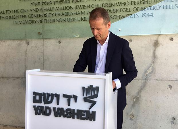 VW-Konzernchef Diess besucht Startup-Szene in Israel