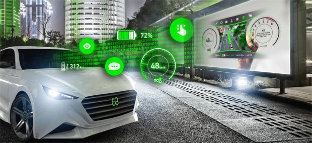 Volkswagen nutzt HMI-Entwicklungsplattform EB GUIDE