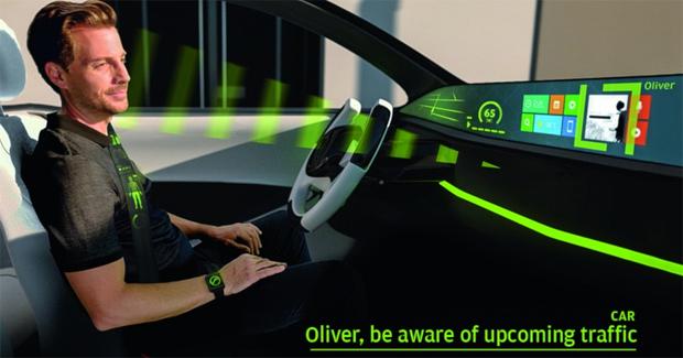 Elektrobit integriert Smartphon-Erlebnis ins Auto