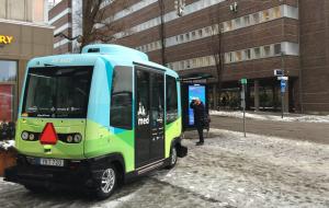 Ericsson-shuttle-stockholm