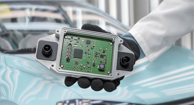Fraunhofer-Institut entwickelt kombiniertes Kamera-Radar-Modul
