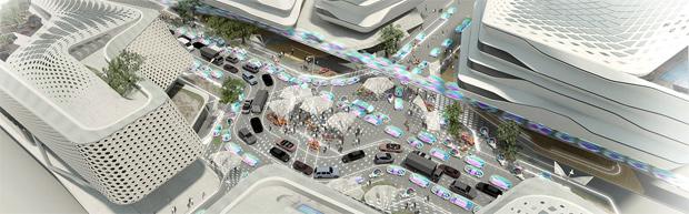 """Fraunhofer IAO Studie: """"AFKOS: Autonomes Fahren im Kontext der Stadt von morgen"""""""