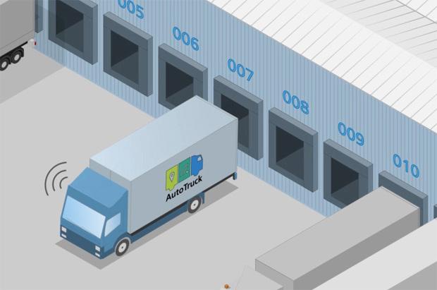 Logistikzentren prädestiniert für autonome Lkw