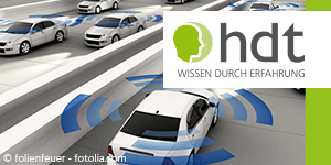 HDT Sensoren für Fahrerassistenzsysteme ADAS
