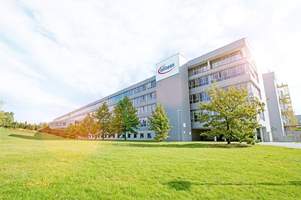 Das neue Entwicklungszentrum entsteht in den Räumen von Infineon in Dresden