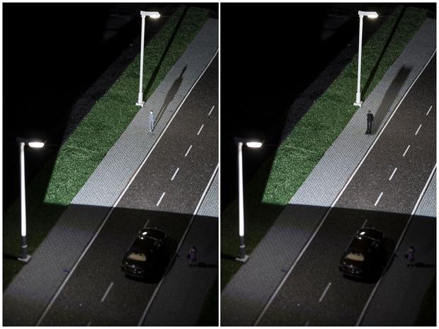 """Weg mit dem """"Camouflage-Effekt"""" - KIT (LTI) entwickelt vernetzte Beleuchtung"""