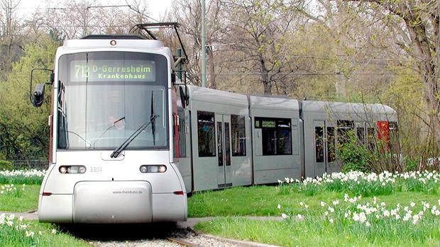 iCOM von Knorr-Bremse wird in Fahrzeuge der Rheinbahn Düsseldorf implementiert