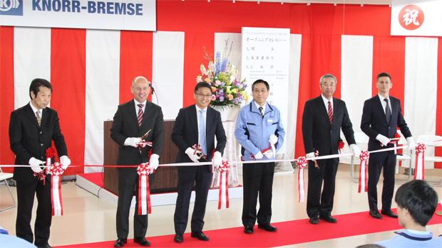 """Knorr-Bremse schließt Übernahme des Geschäftsbereichs """"Lenksysteme für Nutzfahrzeuge (IPS)"""" von Hitachi Automotive Systems ab"""