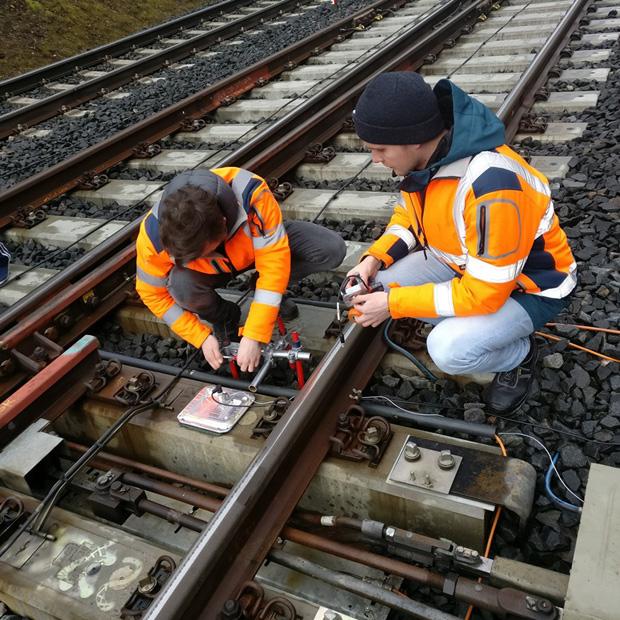 IoT-Startup KONUX und Deutsche Bahn starten Kooperation