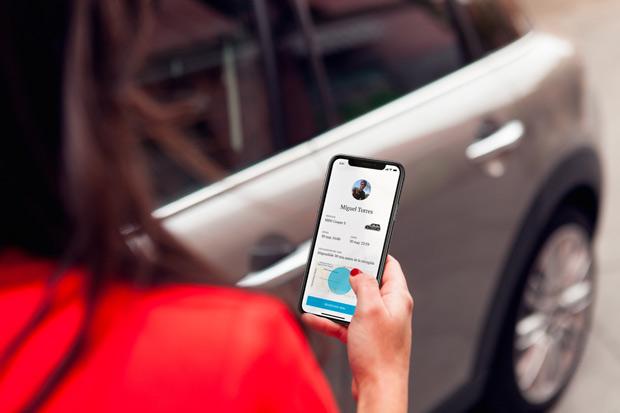 BMW macht Teilen des MINI via App möglich