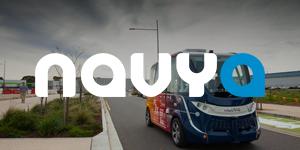 NAVYA - Autonome Shuttlebusse