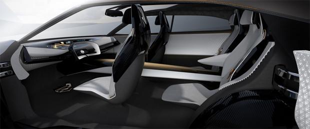 Nissan stellt Crossover-Studie Nissan IMQ Concept vor